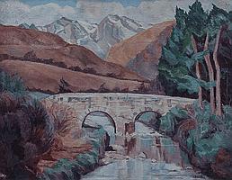 "Evelyne Oughtred Buchanan (1883-1979), ""The"