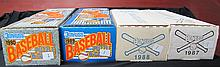 1987-88-89-90 Donruss Baseball Factory Sets