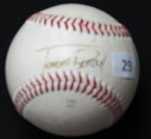Fernando Rodney Autographed Official IL Baseball