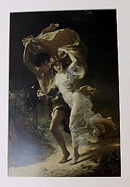The Storm by Pierre Auguste (N)