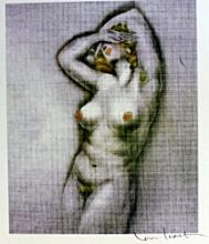 Lithograph From