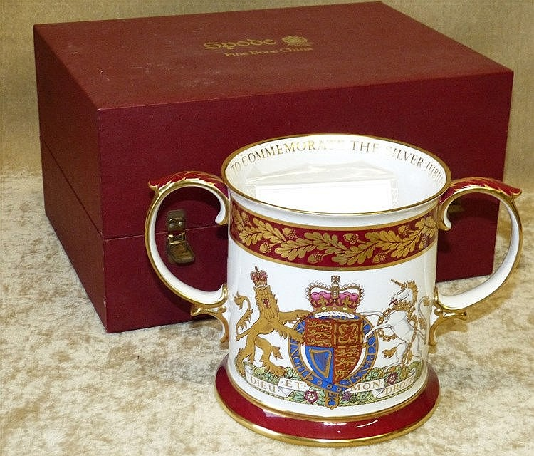 A Spode Limited Edition