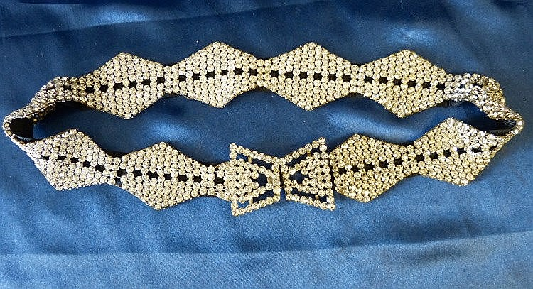 A Paste Belt, 71cm long
