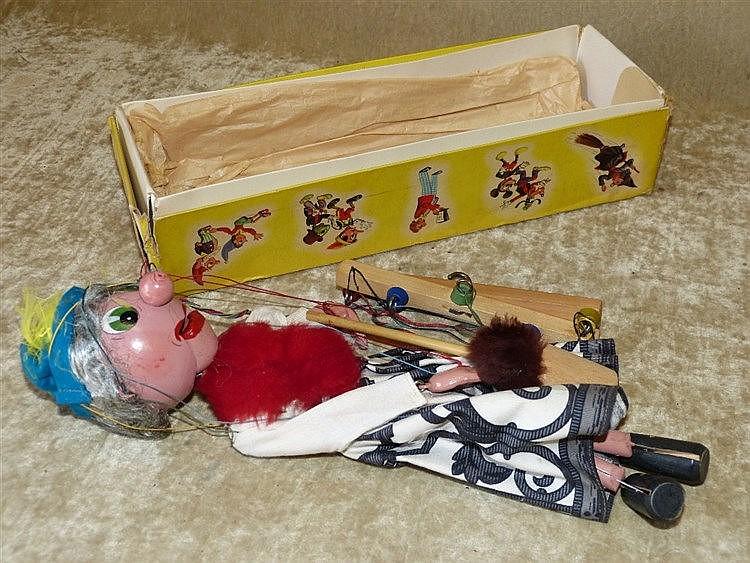 A Pelham Puppet