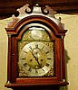 William Nickals, Wells 19th Century 8 Day Striking Longcase Clock