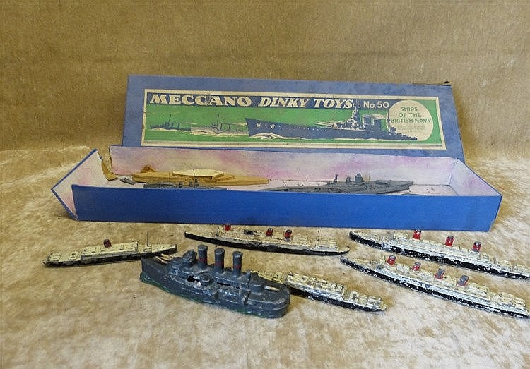 A Meccano Dinky Toys Number 50