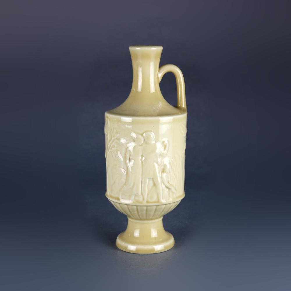 Vintage Rookwood Art Pottery Classical Paneled Ewer