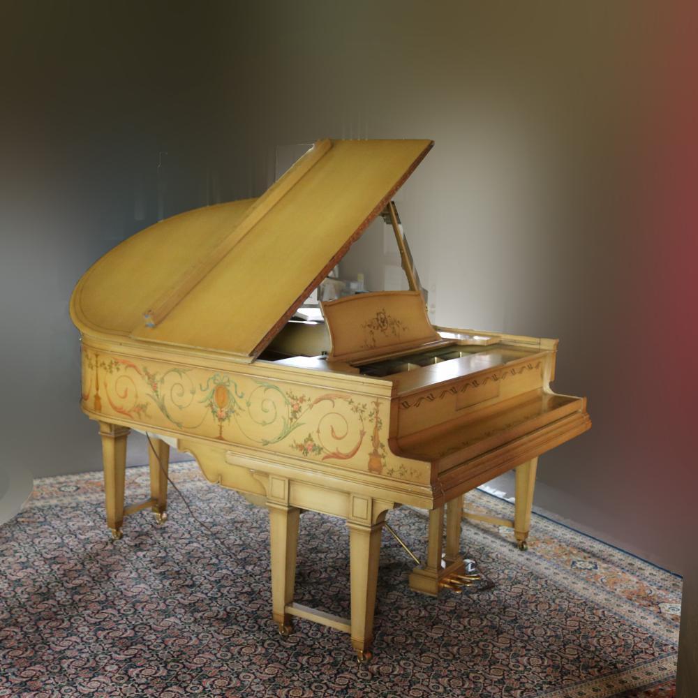 Steinway Duo Art M Aeolian Player Custom Grand Piano