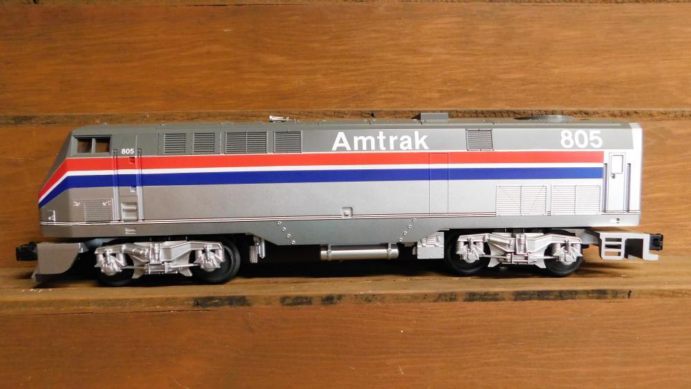 Lionel Amtrak 805 Engine