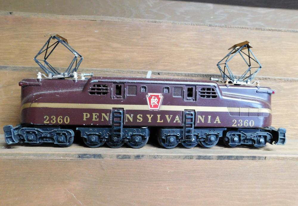 Lot 9: Lionel Pennsylvania Railroad 2360 Engine