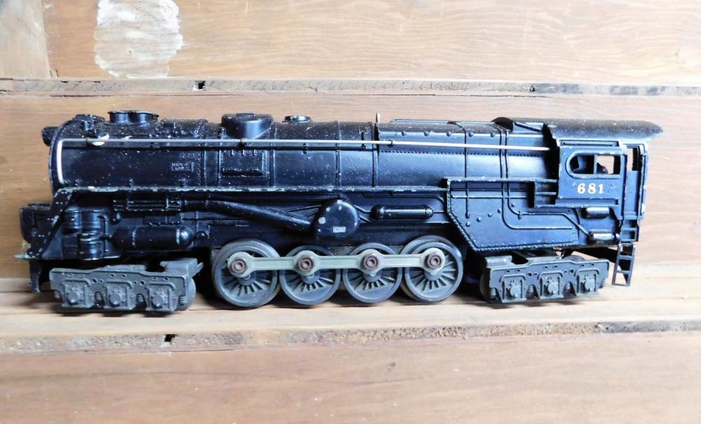 Lionel 681 engine