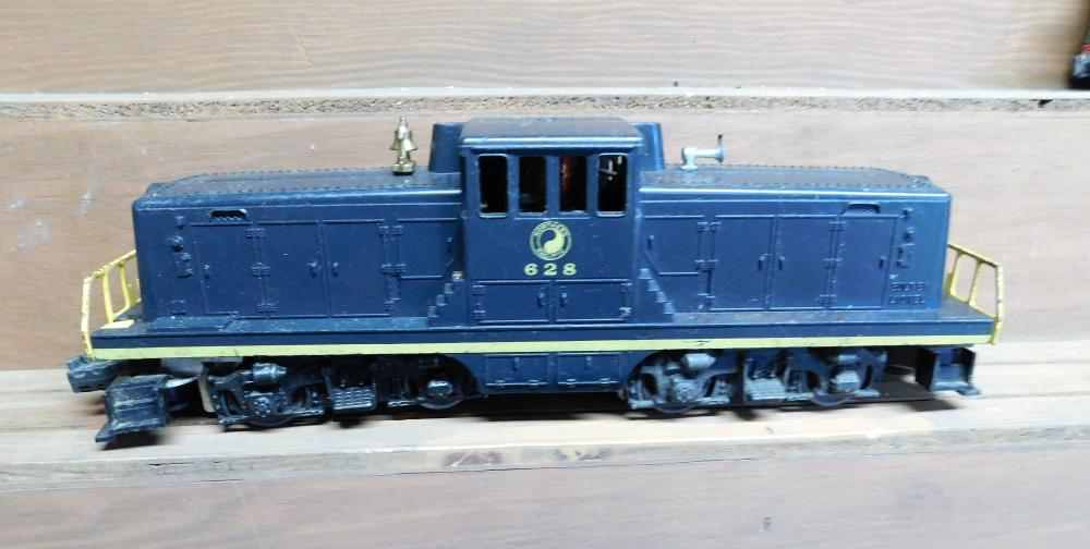 Lot 34: Lionel 628-Northern Pacific engine