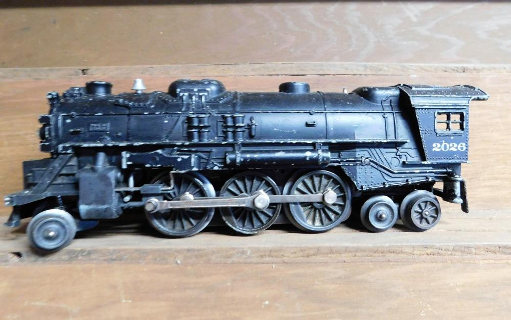 Lionel 2026 engine