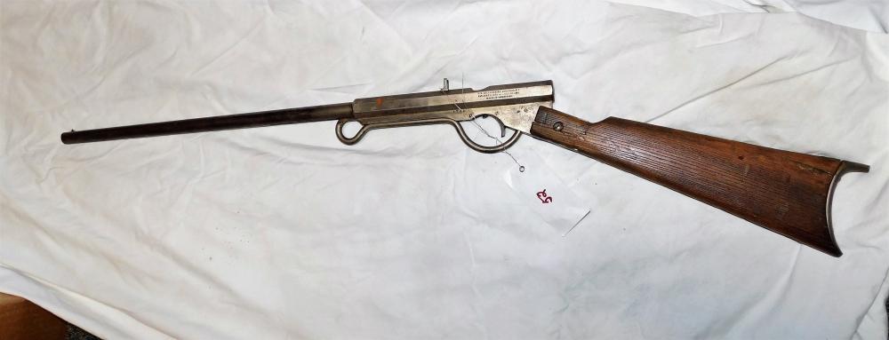 Quakenbush 4730 BB gun 1882 Model 83