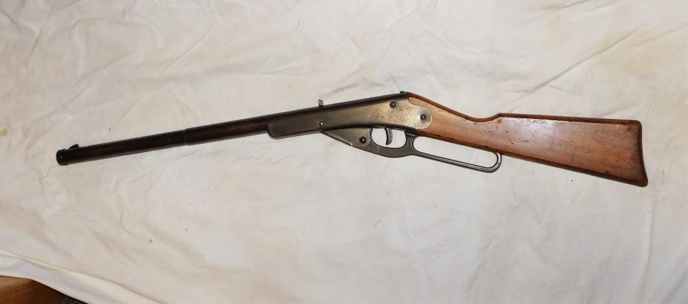 Daisy #102 Model 36 lever action bb gun