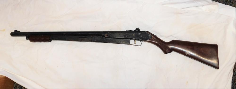Daisy model 25 pump bb gun