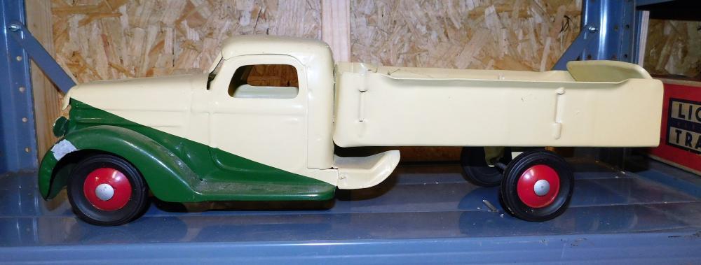 Buddy L 1930 truck