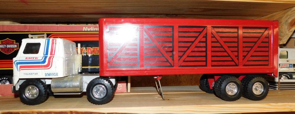 Ertl transtar truck and trailer