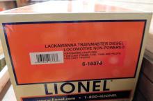 Lot 139: Lackawanna trainmaster diesel locomotive no. 6-18376