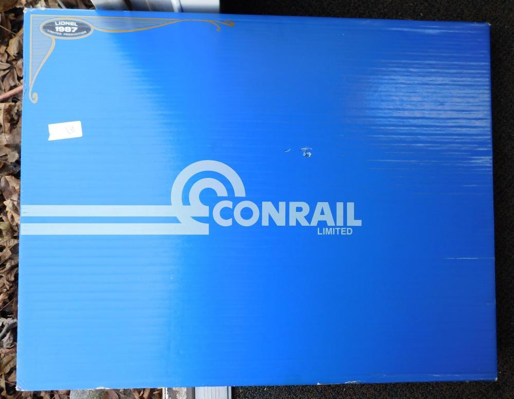 ConRail Limited 1987 Lionel in box