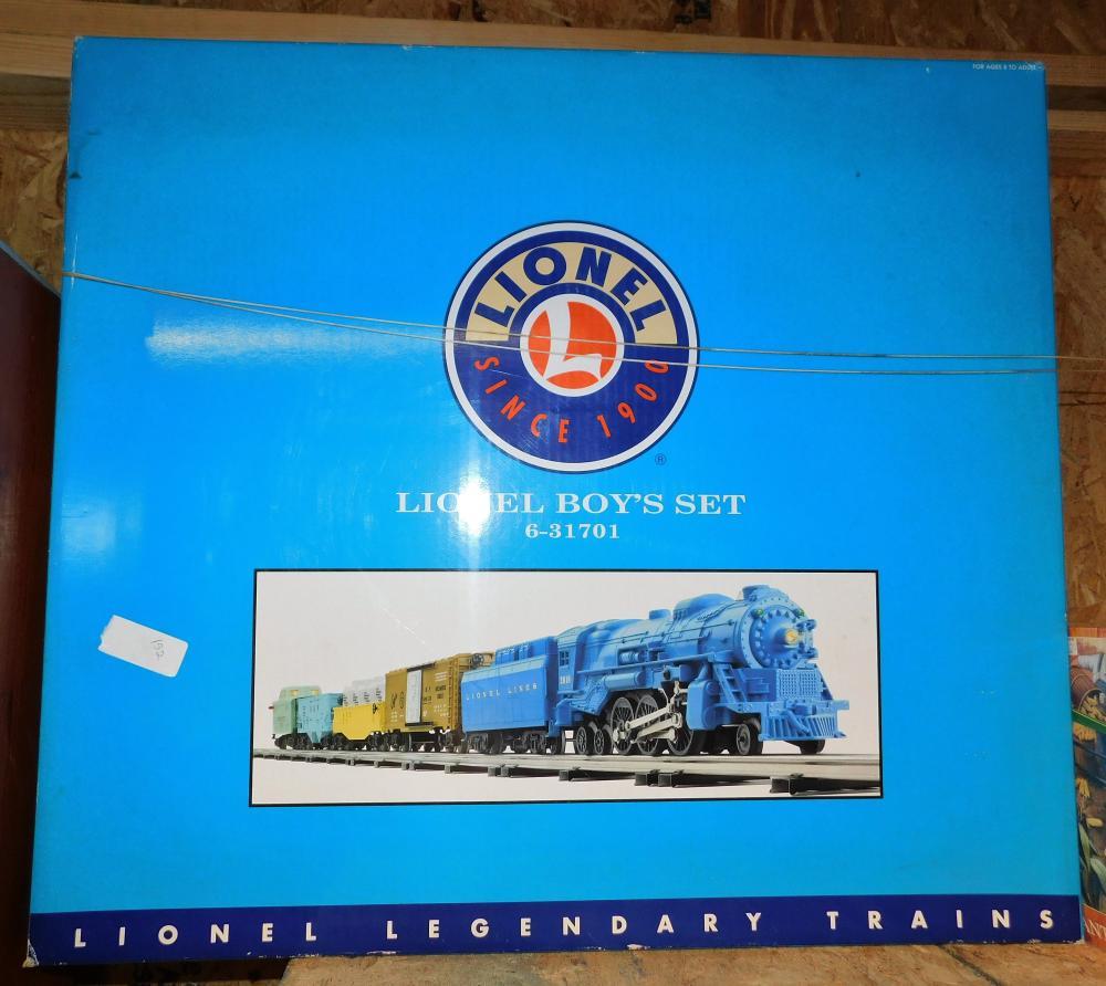 Lionel boys set 6-31701