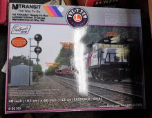 Lot 166: Lionel New Jersey Transit with sounds in box 6-30185.