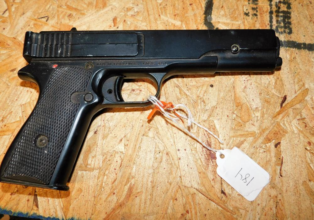 Marksman Repeater BB pistol