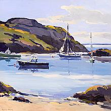 Keith Oehmig - August Afternoon, Fish Beach