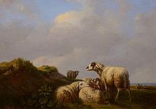 Robert Eberle - Resting Flock