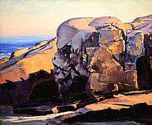 Abraham Bogdanove - Squeaker Cove