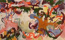 Morris Shulman - Abstraction, Cormorant's Nest