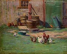 Walter Douglas - The Barnyard