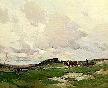 Chauncey Foster Ryder - Clouds Over the Vallery