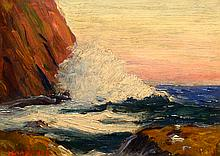 John Nichols Haapanen - Crashing Surf