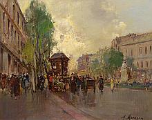 Mario Maresca - Paris Boulevard