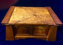 Hawaiian Native Koa/Milo Wood Box