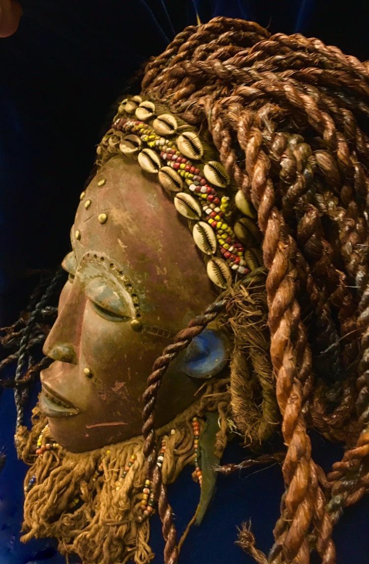 Pwo Chokwe Mask,Africa