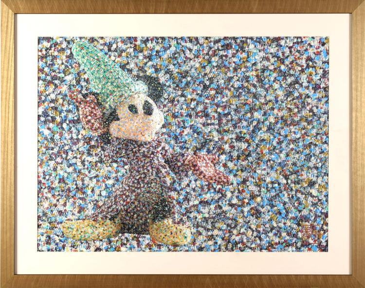 Sam Havadtoy (1952-) - Mickey Mouse