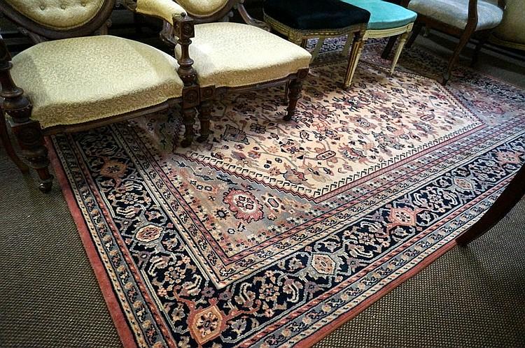 Woollen Floor Rug 290 X 200