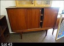 1960's Retro Danish teak sideboard
