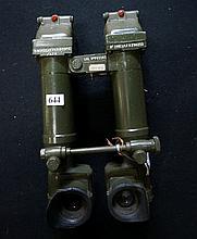 WW II periscopic binocular AFV gun sight