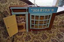 dolls house shop front