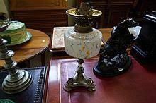 Vic EP swan based kero lamp