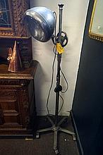1950's dentists adjustable lamp