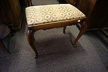 French oak stool