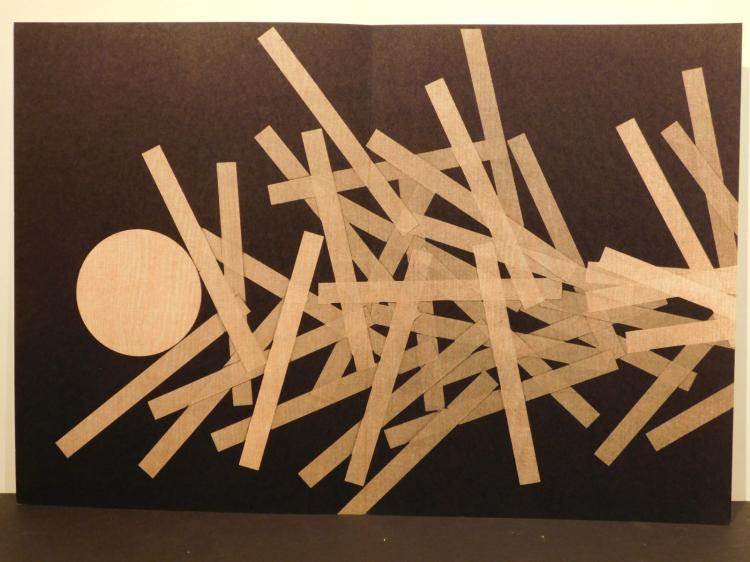 Pol Bury: Original Lithograph, 1978