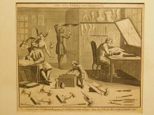 The Art of Etching and Engraving, 1748 engraving