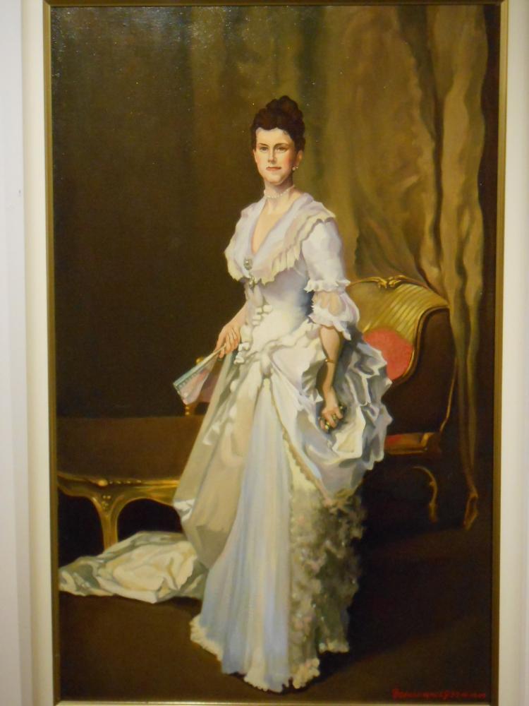 Howard John Besnia: Figure Painting After John Singer Sargent