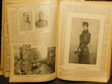 Folio: Das Interessante Blatt, Vienna 1899