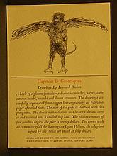 Leonard Baskin: Caprices & Grotesques Prospectus